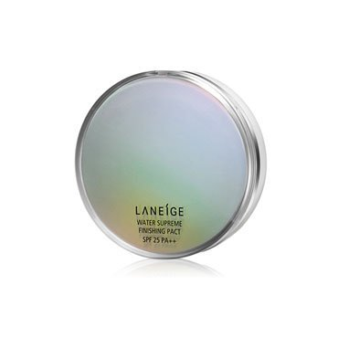 Top Amore Pacific Laneige Water Supreme Finishing Pact (spf 25, pa++)_no.1 light beige_14g free shipping