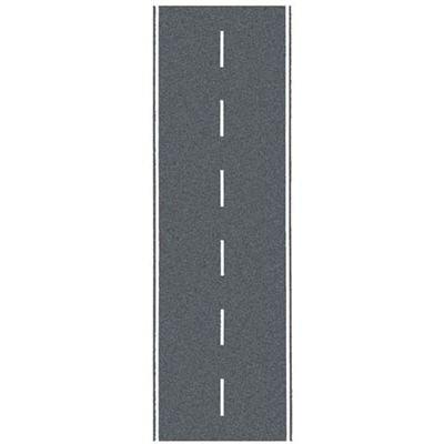 Noch 48583 100 x 6.6 cm Federal Road Grey Landscape Modelling