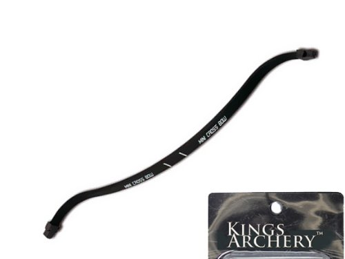 KingsArchery® Crossbow Limb 80 lbs Fiberglass Bow Replacement for Hunting Crossbow + KingsArchery® Warranty