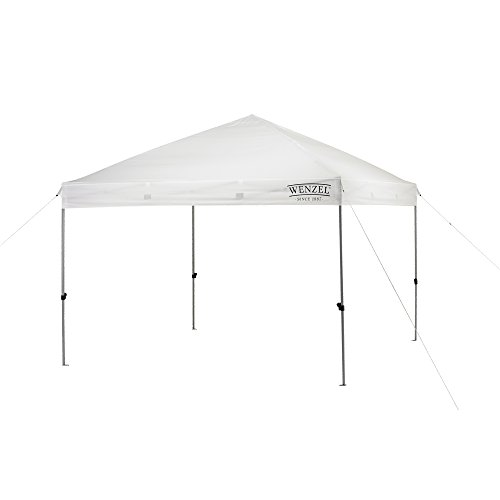 Wenzel Smartshade Canopy - Canopy Style - Steel, Polyester