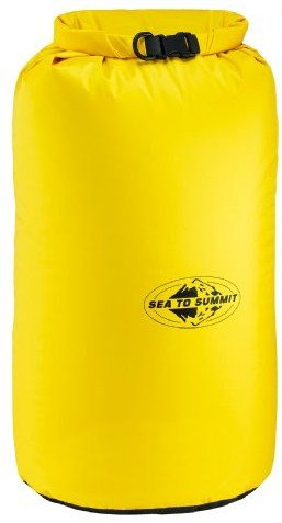 Sea to Summit Lightweight Dry Sack,Yellow,Large-13-Liter by Sea to Summit
