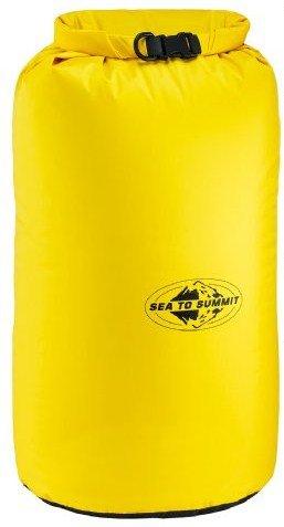 Sea to Summit Lightweight Dry Sack,Yellow,Large-13-Liter
