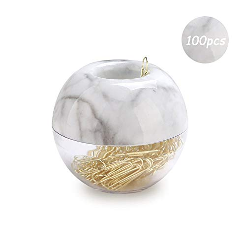 Gold Paper Clips 28mm(1.1