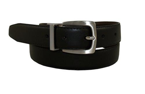 Dockers Big Boys' Dockers Reversible Black-to-Brown Belt
