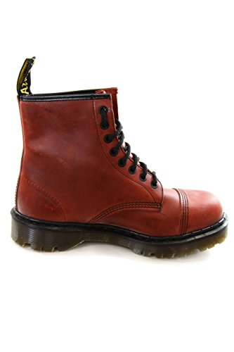 Dr. Martens Vintage Boots Rouge Grizzly Waxy Leather 8 Eyelet EU43 UK9