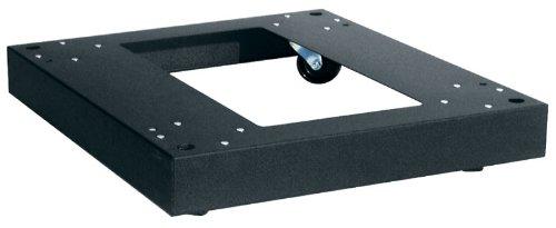 ERK Series Floor Friendly Caster Base Rack Enclosure Depth: 25