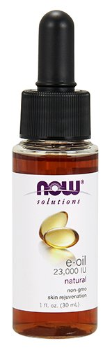 NOW Solutions E-Oil 23,000 IU,1-Ounce