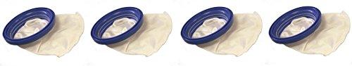 - Pool Blaster Water Tech Max Reusable Sand & Silt Filter Bag (4-Pack)
