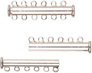 Large Clasp 6 Hole Magnetic Clasp Necklace Clasp 17x33mm Bracelet Charms, Multi-strand Bracelet Clasp Jewellry Clasp,bracelet Clasp