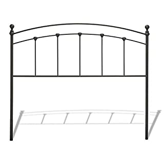 Fashion Bed Group B42445 Sanford Headboard, Queen, Matte Black (B002HWRFKC) | Amazon Products