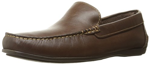 Florsheim Mens Jenson Mocassino Slip-on Veneziano Marrone