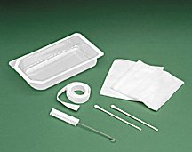 [Itm] Sterile Tracheostomy Care Tray (For Use With Disposable Cannula) [Acsry To]... see description