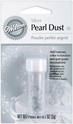 Price comparison product image Pearl Dust 3g-Silver