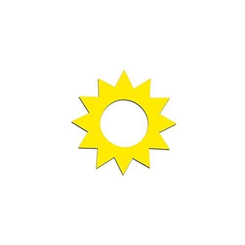 Sunburst Tanning Stickers 1000 CT Roll by Sunburst Stickers