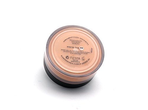 Warm Veil - MATTE BARE ESCENTUALS-BAREMINERALS MATTE SPF 15 Foundation Warm Tan(W35) 6g/0.21oz
