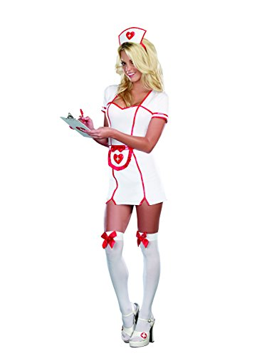 Dreamgirl R.eally N.aughty Costume - Medium - Dress Size -