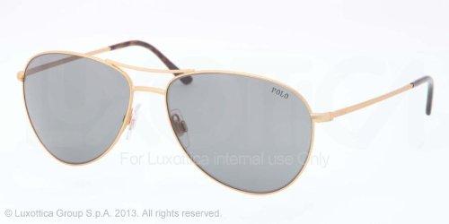 Polo Ralph Lauren, Lunettes de Soleil Homme 925687: Matte Gold
