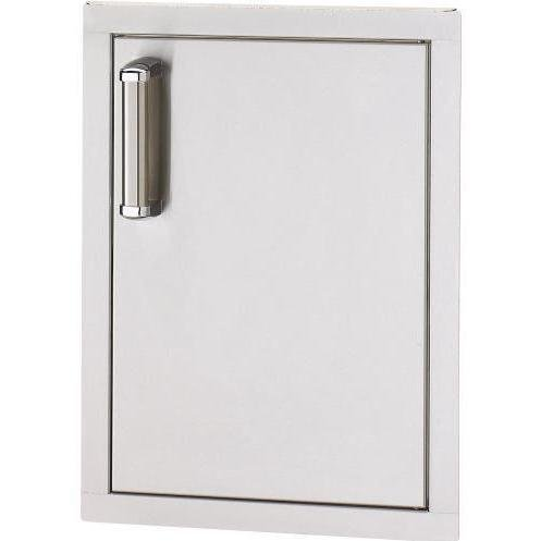 Fire Magic Premium Flush 14-inch Right-hinged Single Access Door - Vertical With Soft Close - ()
