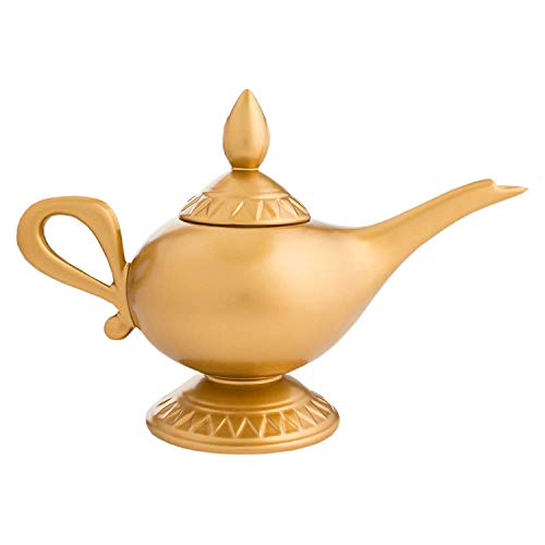 Vandor Aladdin Lamp Sculpted Ceramic Teapot
