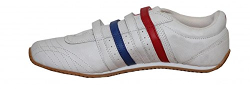 Osiris Skateboard Shoes Clover White/ Red/ Blue
