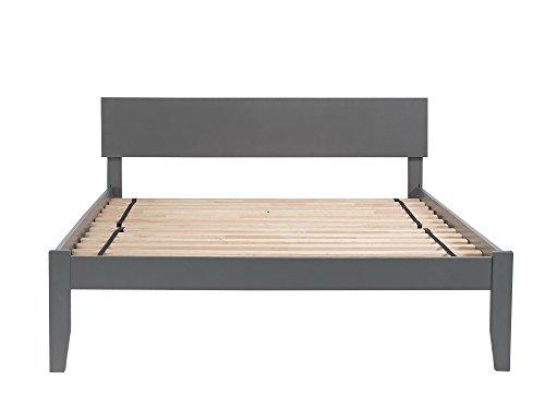 Atlantic Furniture AR8141009 Orlando Platform Bed, Queen, At