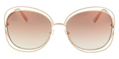 Peach Gafas Mujer Sol 724 Ce119S Gold Chloé 60 de para B1Ovqw