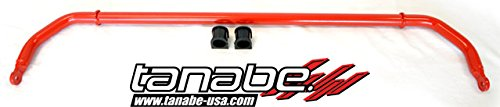 Tanabe TSB097F Sustec 30.4mm Diameter Front Sway Bar for 2004-2005 Mazda RX-8 ()