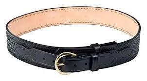 Gould /& Goodrich B115-32W Ranger Duty Belt Black Weave Size