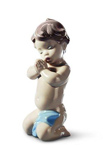 Lladró A Child'S Prayer Figurine by Lladr