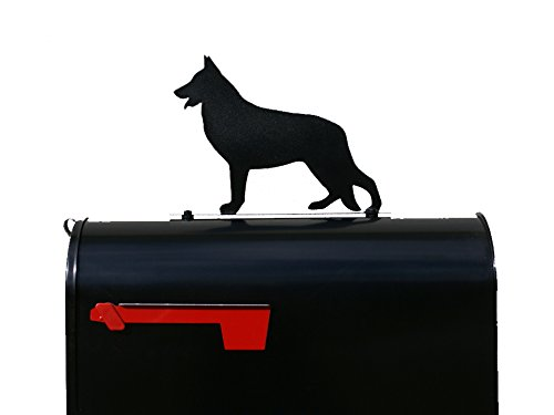 German Shepherd Mailbox Topper/Sign / Plaque - Mail Box