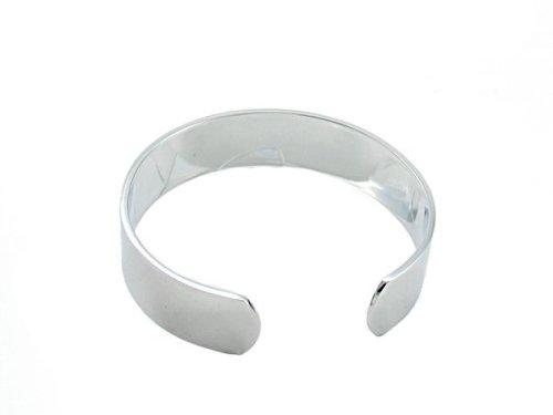 Heart 2 Heart Armband Steel, Chrome, Small