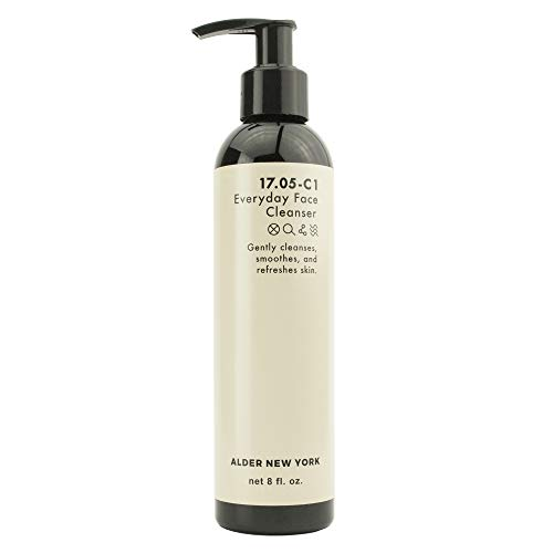 Alder New York Everyday Face Cleanser- Gently Cleanses, Smoothes, Refreshes Skin