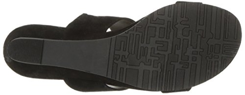 Alexander Burlington Womens Athena Black Suede Burlington dSCOPq