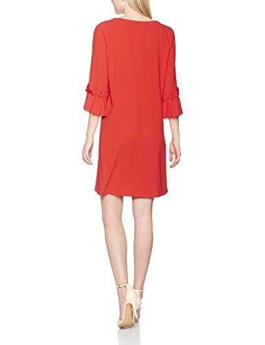 Laurèl Kleid, Vestido para Mujer Rot (Hibiskus) 510)