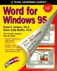 Word for Windows 95, David C. Gardner, 1559587377