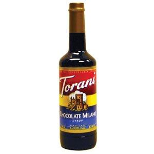 Torami Chocolate Milano Syrup by Torani