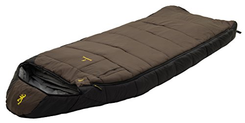 Browning Camping McKinley 0 Degree Sleeping Bag from Browning Camping