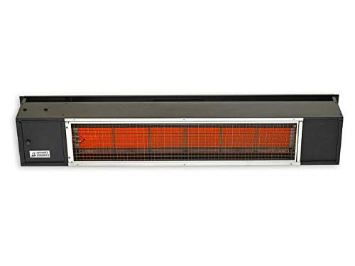 Sunpak S25NGBLK Natural Gas Infrared Patio Heater ()