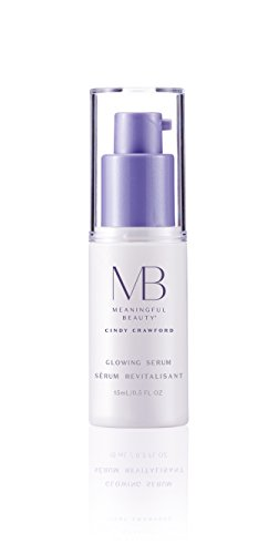 (Meaningful Beauty - Glowing Serum - Radiance Booster with Fruit and Mineral Extracts - 0.5 Ounce -)