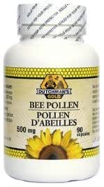 Amazon.com: Dutchman's Gold Bee Pollen Capsules 500 mg