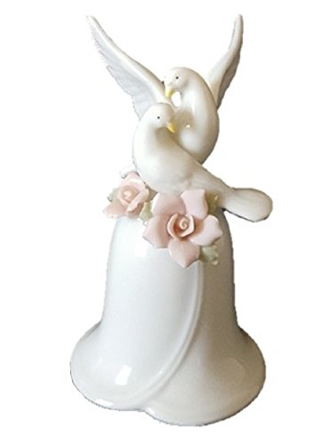 Avon Graceful Doves Porcelain Bell (Porcelain Dove)