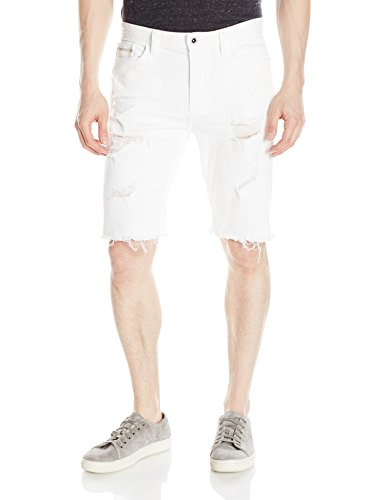 Calvin Klein Men's Denim Jean Shorts, Canvas Baked, 32W