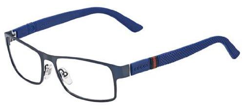 Gucci GG2248 Eyeglasses-04VD Matte Blue -55mm