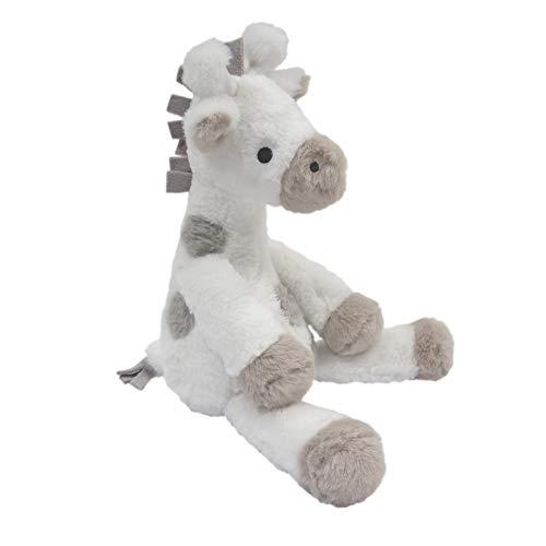 - Lambs & Ivy Signature Goodnight Giraffe Moonbeams Plush Giraffe Stuffed Animal 11.5 Inch - Millie - Gray/White
