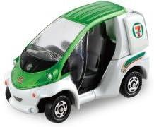 トミカ セブンイレブンオリジナル トヨタ車体コムス