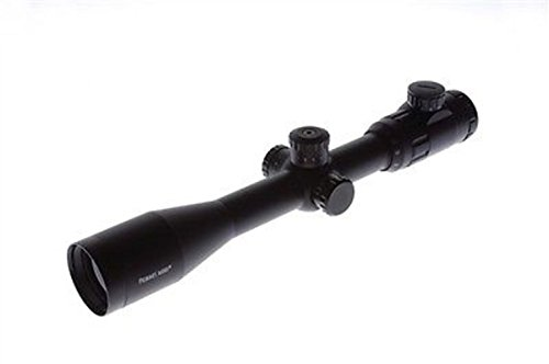 Primary Arms 4 16X44 Illuminated Mil Dot Scope Black