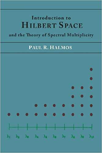 Introduction to hilbert space and the theory of spectral introduction to hilbert space and the theory of spectral multiplicity paul r halmos 9781614274711 amazon books fandeluxe Gallery