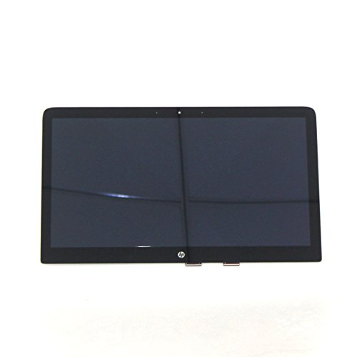 Simda-15.6 UHD Lcd Touch Screen Assembly for HP Spectre X360 15-AP012DX 841265-0001