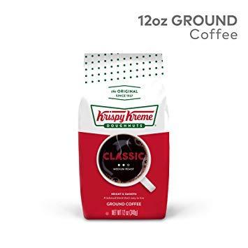 (Krispy Kreme Coffee Smooth 12 Oz)