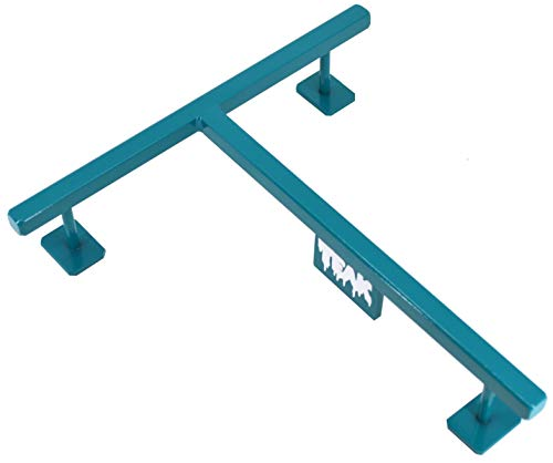 Teak Tuning EMA Collaboration T Rail, Limited Edition Teal Colorway, 10